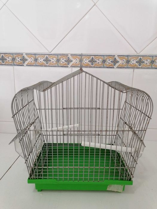 Gaiola para pássaros São Domingos de Rana - imagem 1