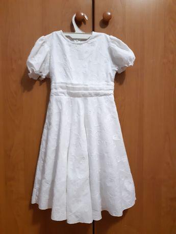 Sukienka  dla śnieżynki     110