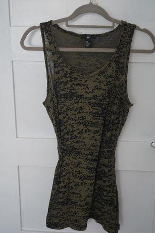 Vestido HM padrão (verde)