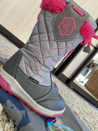 BG termo. Ботинки зимние. Зимові чоботи. Черевики зимові. Термо