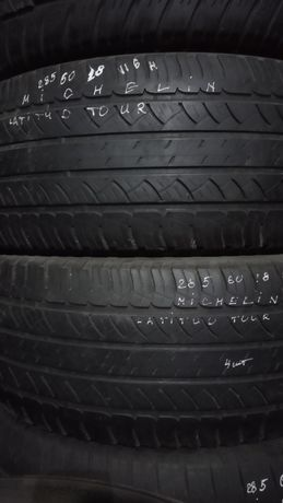 285/60/18 Michelin Latitud Tour Hp пара летняя резина