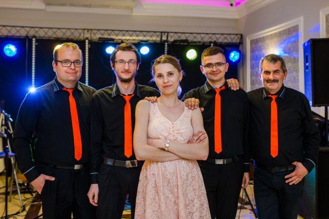 Zespół Muzyczny na Wesele Sylwestra Orkiestra Kapela