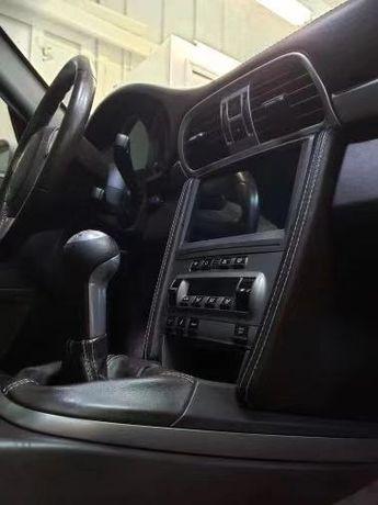 Auto Rádio Porsche 911 Boxter Cayman GPS Bluetooth USB