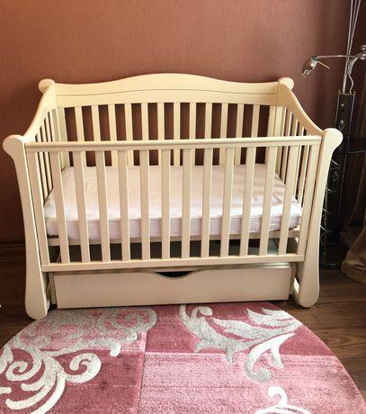 Детская кроватка Соня ЛД 18  Верес