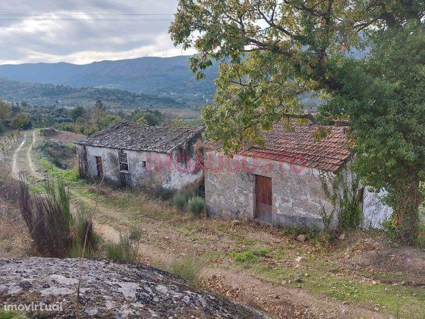Quinta com duas casas para reconstruir
