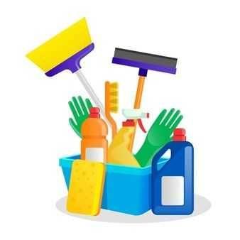 Sprzątanie w domach jednorodzinnych i mieszkaniach