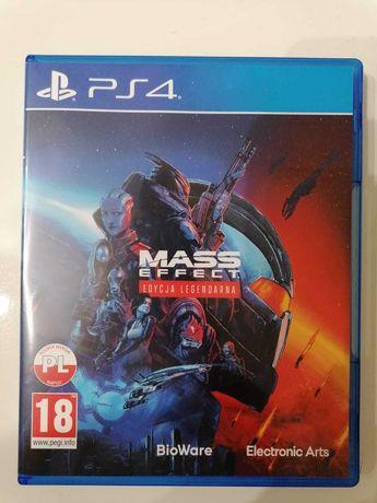 Mass Effect Edycja Legendarna PS4 PL