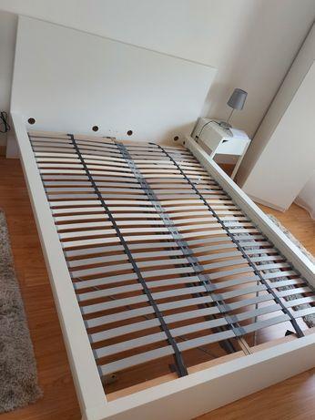 Estrutura de cama MALM -Reservada