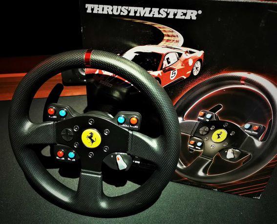 Thrustmaster Ferrari 458 GTE Wheel Add-On kierownica obręcz