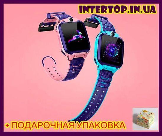 Детские умные смарт часы Smart Baby watch S5 / Q12 + подарок. Годинник