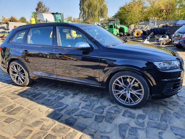 Audi SQ7 2017р.в. свіжопригнана