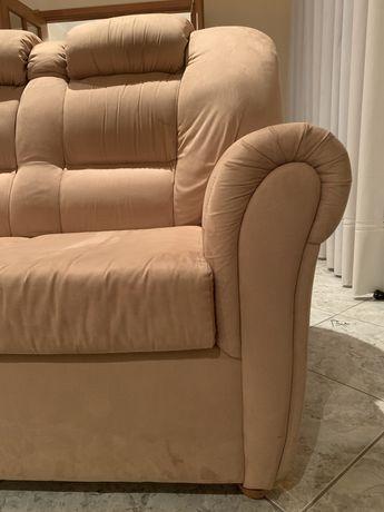 Sofa de tres peças