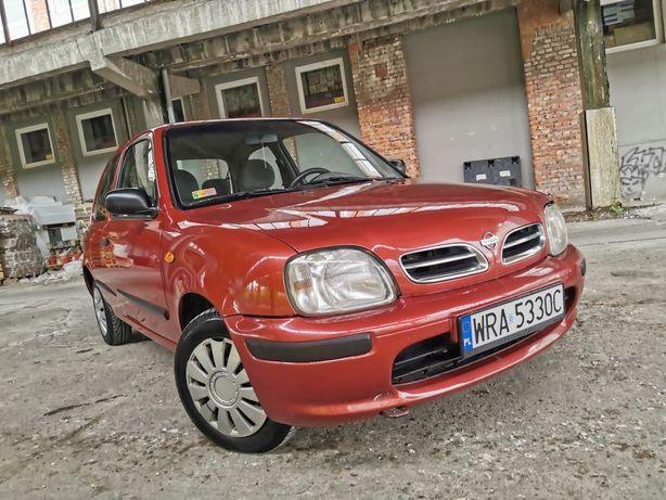Nissan Micra 1,0 benzyna AUTOMAT + kpl kół ZAMIANA