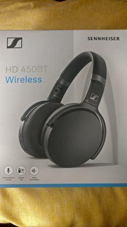 Słuchawki Sennheiser HD 450BT