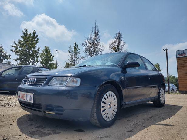 Audi A3 1.8LPG // Zadbany // Ekonomiczny // Klimatyzacja // Zamiana