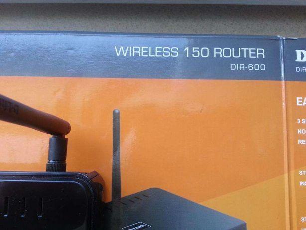 Router D-Link DIR-600 (DIR-600) Czarny