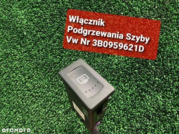 Włącznik Podgrzewania szyby Vw Nr 3B0959621D