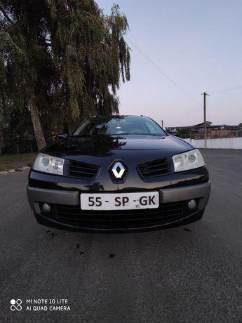 Renault Megane 2006 , 1,6 бензин