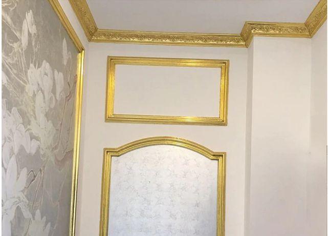 Okleina Naklejka Dekor złota srebrna miedziana