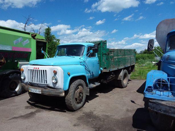 Продаємо автомобіль ГАЗ-53 бортовий 1991 року випуску