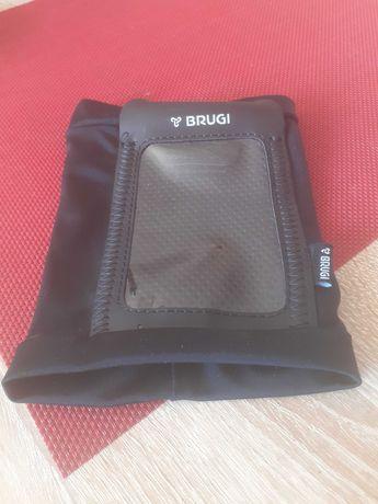 opaska do biegania na telefon Brugi- nowa