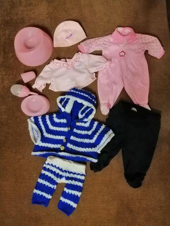 Одежда и аксессуары для baby born