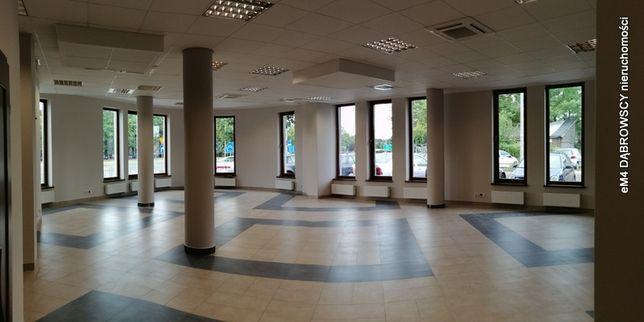 CENTRUM nowoczesny lokal biurowy, parter, 140 mkw