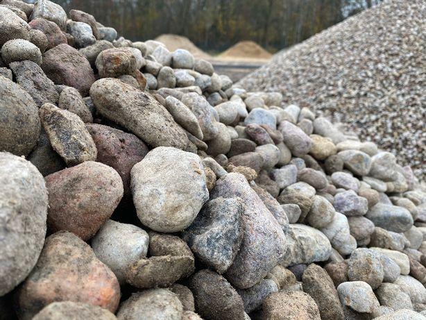 Żwir płukany Kamień do drenażu 8-16 DO STUDNI 2-8 Oczyszczalni 16-32