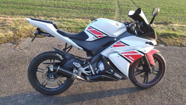 Sprzedam Yamaha YZF-R125