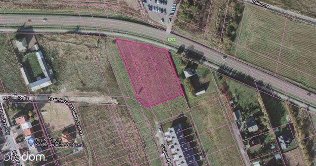 Działka budowlana inwestycyjna 3 840 m2 - Zamość