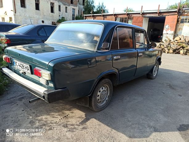 ВАЗ 2101.жигули.