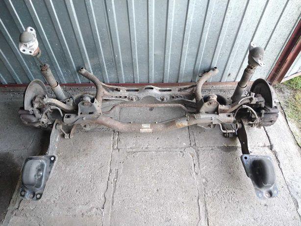 Zawieszenie tył kompletne VW Touran 2003-