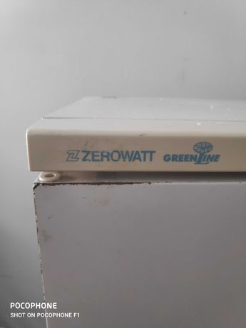 Arca Congeladora Vertical Zerowatt
