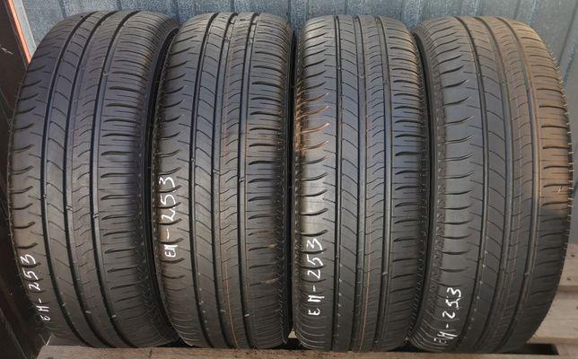 EM-253) Opony - 195/55/16 - Michelin - Komplet - Letnie
