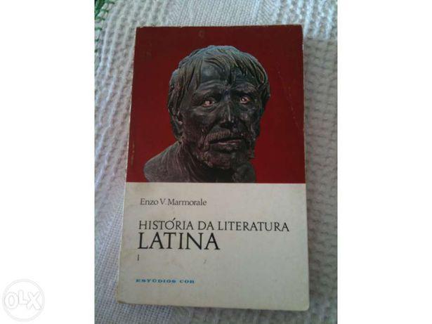 Història da Literatura Latina