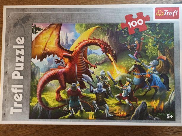Puzzle Trefl 100 elementów