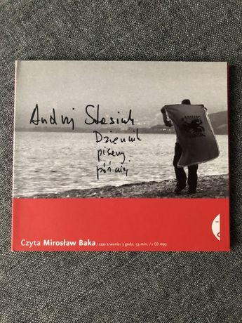 Audiobook Stasiuk Dziennik pisany pozniej czyt Baka