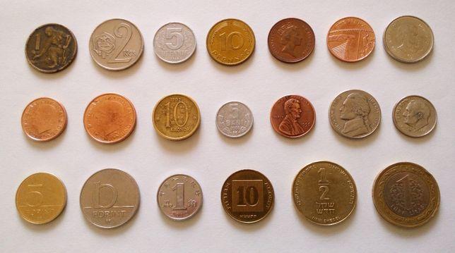 Обменяю или продам монеты и купюры