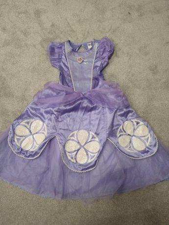 Zosia sukienka suknia bal balik karnawałowy przebierańców 104 110