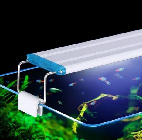 Luz para aquário de grande qualidade, 18 cm