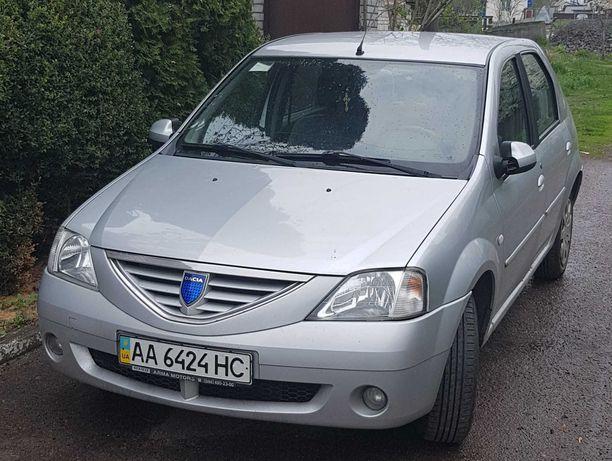 Dacia Logan, 2007, 212 тис. км, 1.6л, 90 к.с.