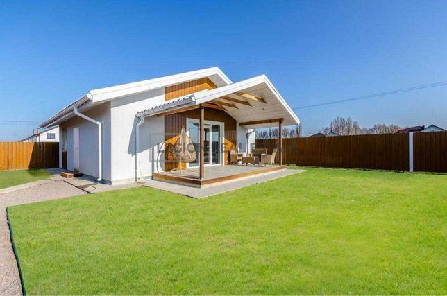 Продается новый дом с ремонтом в с Требухов, Бровары - 2 км