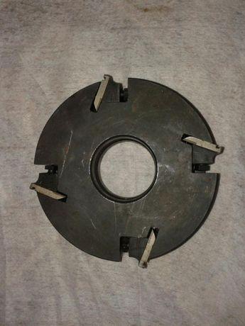 Фреза механическим креплением ножей