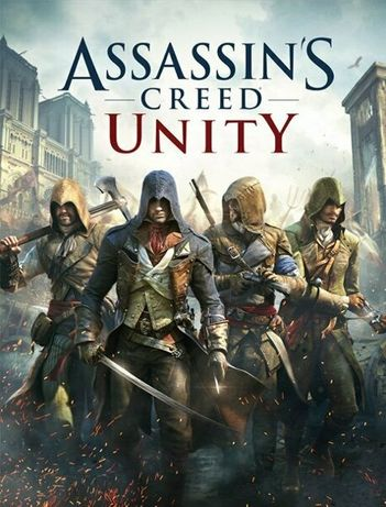 Assassin's Creed Unity xbox one WERSJA CYFROWA