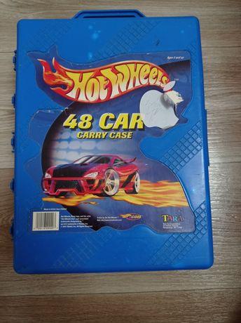 2001 Hot Wheels 48 Car Carrying Case / Кейс для машинок Хотвилс