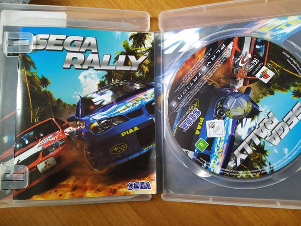 Sega Rally ps3 bdb stan Gran Turismo 5 ps3