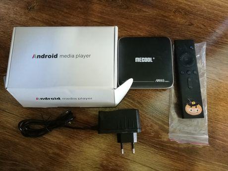 TV box android sterowanie głosem