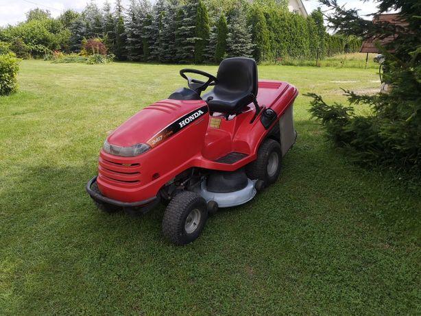 Traktorek kosiarka Honda 2417 dwa cylindry V-ka/hydro