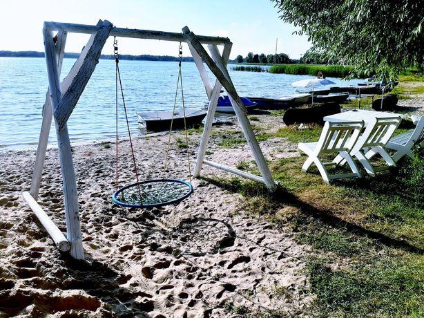 Wynajmę dom na 6- 8 osób nad jeziorem Dreństwo w Woźnej Wsi.