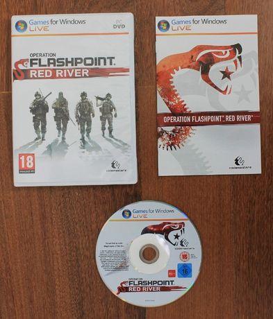 Jogo PC Operation Flashpoint - Red River (COMO NOVO)